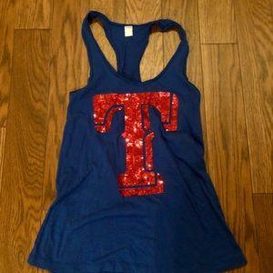 Texas Rangers ⚾️ Victoria Secret PINK Tank Top